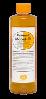 Renuwell Möbel Öl farblos 500ml für geölte offenporige Holzarten